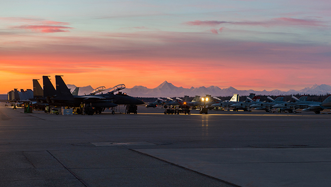 ROKAF enhances partnership during RED FLAG-Alaska
