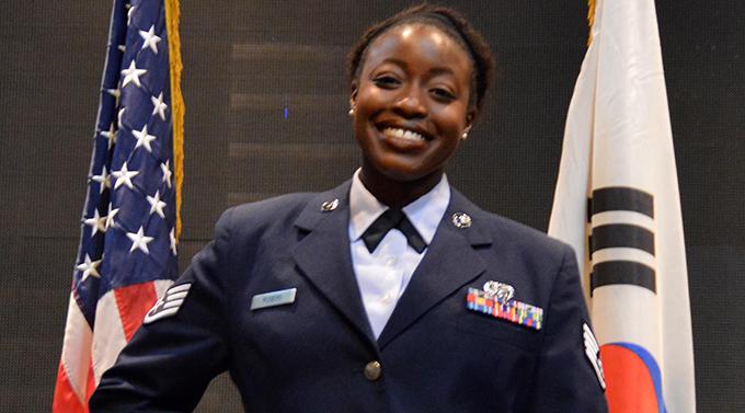 Staff Sgt. Cierra Rogers