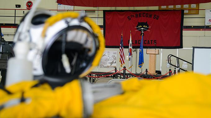 5 RS celebrates 40 years of heritage, U-2 operations